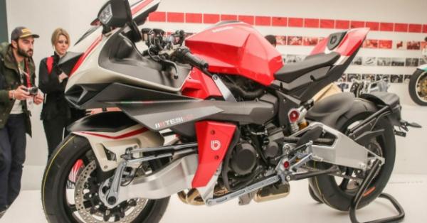 Top 10 môtô siêu đắt năm 2020, giá cao nhất lên đến 3,6 tỷ đồng