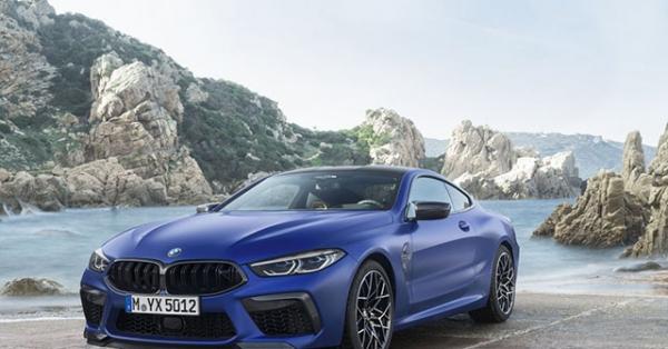 BMW M8 Competition Coupe chào sân các đại gia Thái Lan giá gần 13 tỷ đồng