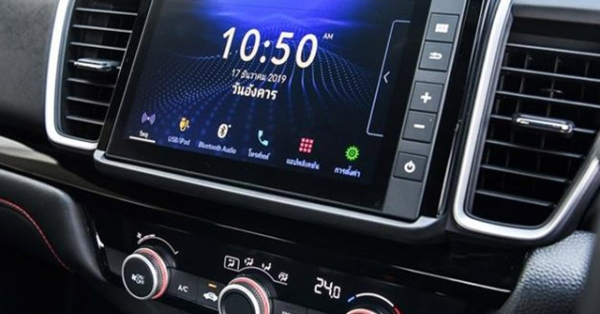 Honda loại bỏ màn hình và nút bấm cảm ứng trên xe ô tô