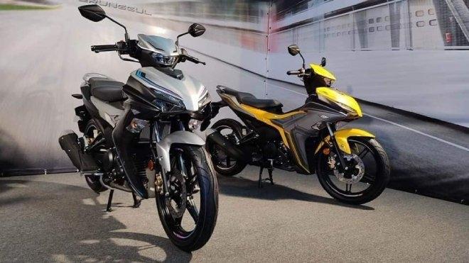 Yamaha Exciter 155 VVA ra mắt tại Malaysia, giá cao hơn Việt Nam