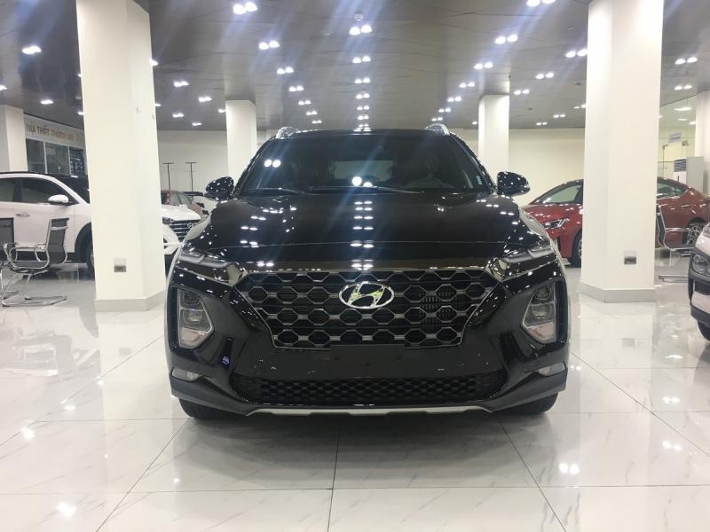 Vì sao Hyundai Santa Fe được lòng khách Việt ?