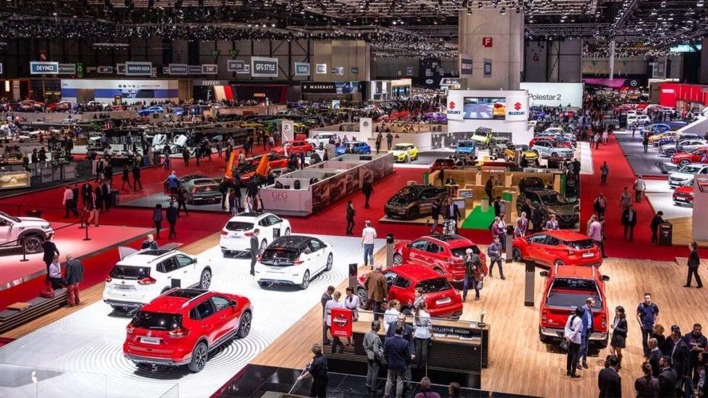 12 thương hiệu góp mặt tại Triển lãm ô tô Việt Nam 2021