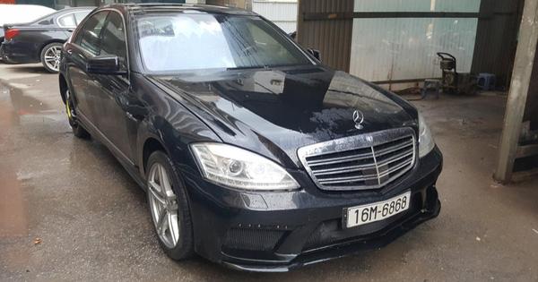 Mercedes-Benz S63 AMG 12 tuổi bán lại hơn 1,1 tỷ đồng, mức 'uống' xăng được đặc biệt quan tâm