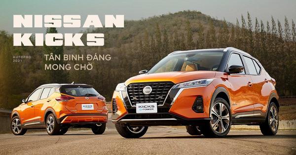 Bóc tách Nissan Kicks - SUV mới