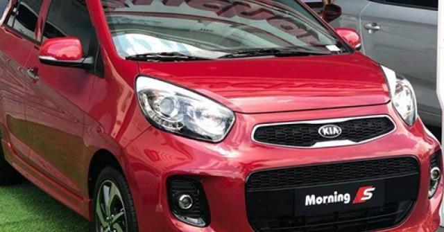 Giá lăn bánh mẫu xe KIA Morning, thấp nhất 351 triệu đồng
