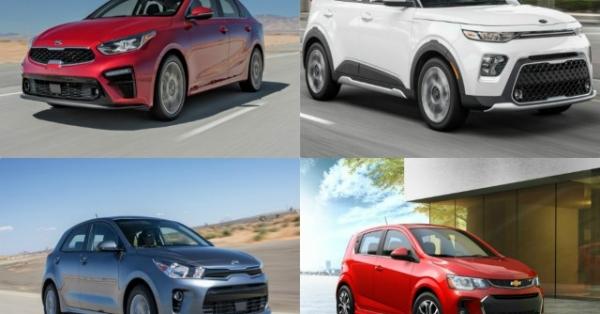 Top 10 ôtô mới rẻ nhất cho năm 2020, giá chỉ từ 327,5 triệu đồng (P2)