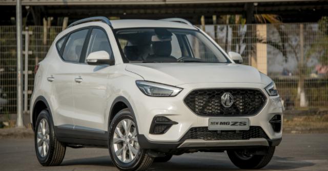 Tân binh SUV đô thị MG ZS Smart Up STD+ về Việt Nam, giá từ 519 triệu đồng