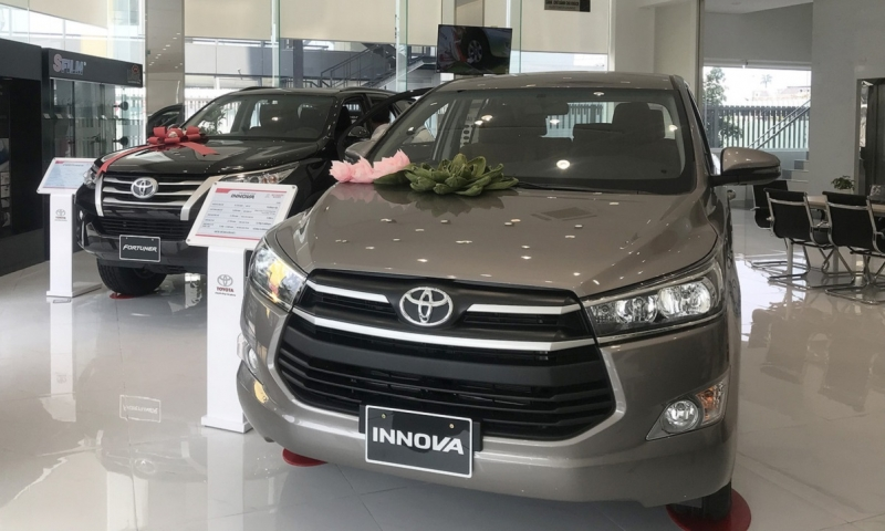 Toyota Innova giảm 120 triệu đồng có nên mua?