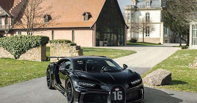 Cực phẩm Bugatti Chiron thứ 300 xuất xưởng, giá quy đổi hơn 90 tỷ đồng