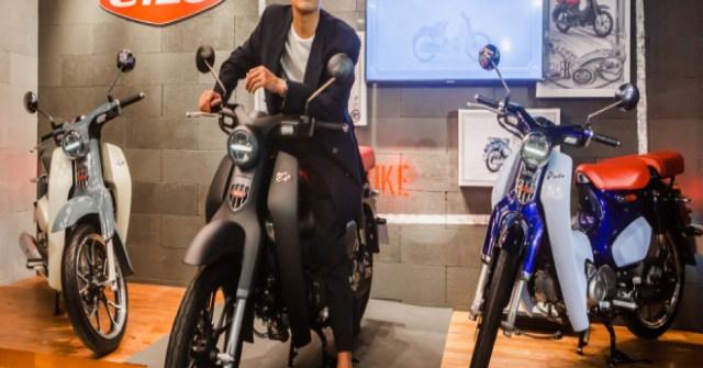 2021 Honda Super Cub C125 mở bán, rẻ hơn ở Việt Nam gần 20 triệu đồng