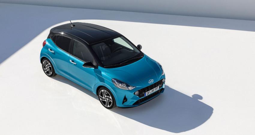 Hyundai i10 2020 chính thức ra mắt với ngoại hình tươi mới