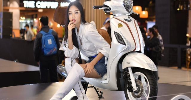 Bảng giá xe ga Yamaha trong tháng 1/2021, giảm hơn 3 triệu đồng
