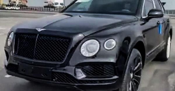 Bentley Bentayga phiên bản Design Serie đầu tiên có mặt tại Việt Nam