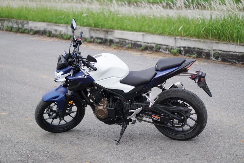 Đánh giá xe Honda CB500F 2019: Đa dụng và dễ dùng
