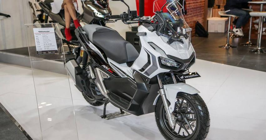 """Xe tay ga """"lạ"""" Honda ADV 150 2019 có giá từ 85 triệu đồng tại Việt Nam"""