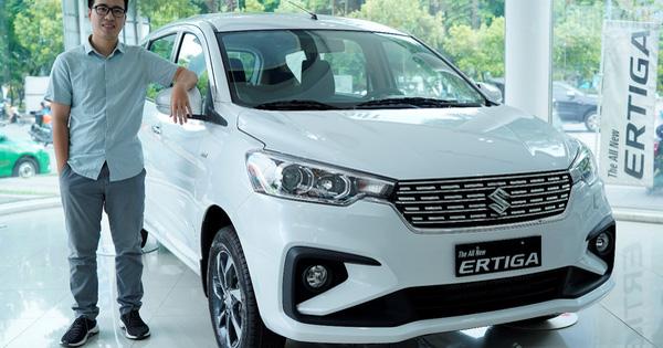 Đánh giá nhanh Suzuki Ertiga Sport: Thêm tính năng an toàn để chiều lòng khách Việt