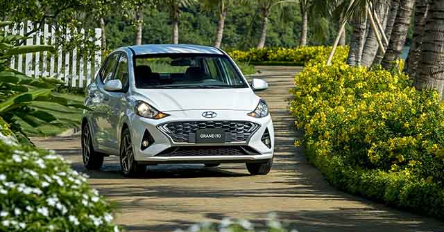 Giá xe Hyundai Grand i10 lăn bánh tháng 9/2021