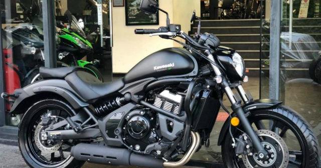 Bảng giá môtô Kawasaki mới nhất trong tháng 10/2020