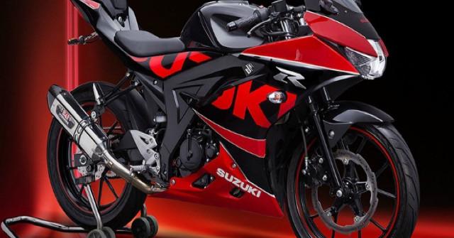 Bảng giá xe máy Suzuki mới nhất trong tháng 1/2021