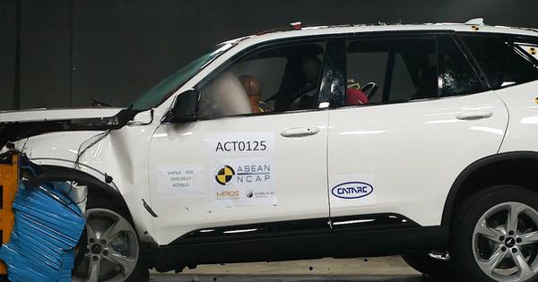 Hé lộ video thử nghiệm đâm va VinFast Lux và Fadil bởi ASEAN NCAP sau những màn 'tra tấn' tại Hàn Quốc và châu Âu