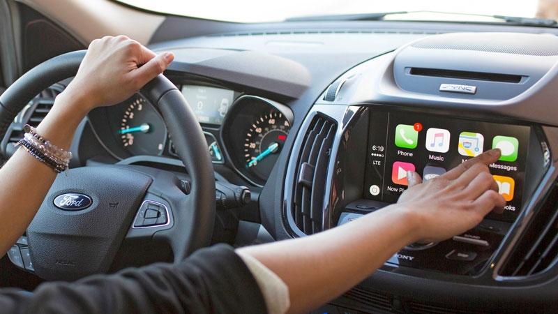 Ford bắt tay Google phát triển hệ thống kết nối thông minh
