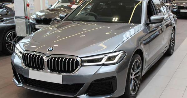 Hé lộ 3 bản BMW 5-Series 2021 sắp bán tại Việt Nam: Động cơ mạnh hơn, lần đầu có gói thể thao cạnh tranh Mercedes-Benz E-Class AMG