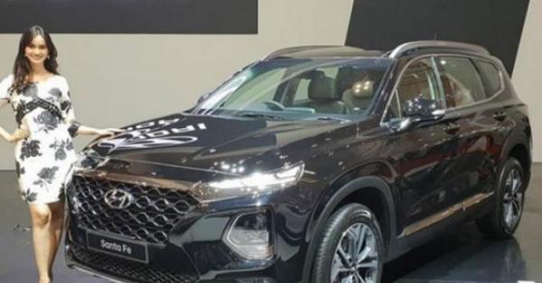 Giá xe SantaFe mới nhất T5/20202 đầy đủ các phiên bản