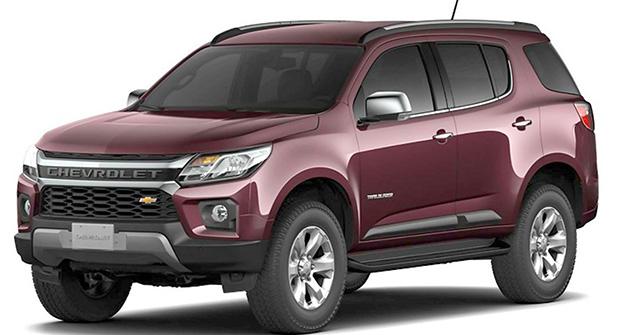Chevrolet Trailblazer phiên bản nâng cấp chính thức lộ diện, ngừng bán tại Việt Nam