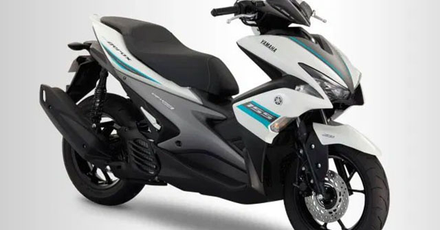 Yamaha Aerox 155 2020 hoàn toàn mới trình làng: Tuyệt hơn Airblade 150