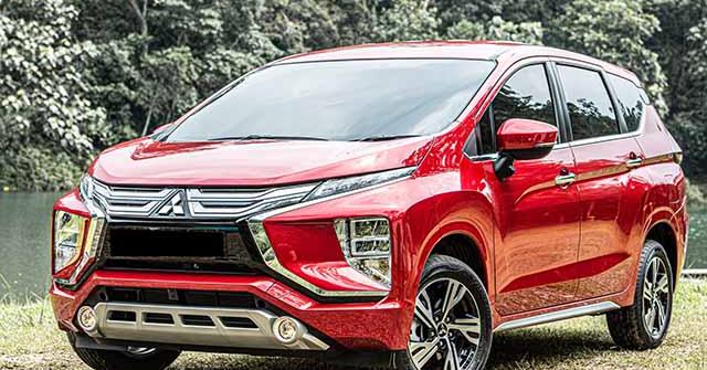 Giá xe Mitsubishi Xpander lăn bánh tháng 3/2021