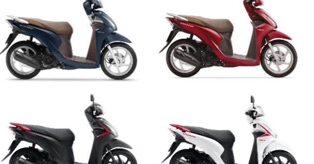 Bảng giá Honda Vision tháng 7/2020, chênh cao gần 3 triệu đồng