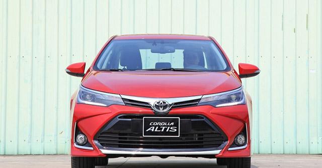 Toyota Corolla Altis 2020 ra mắt thị trường VN, giá thấp hơn bản cũ