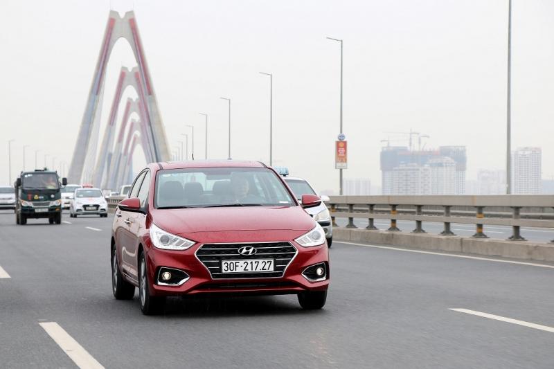 Vì sao Hyundai Accent khônggiảm giá như Toyota Vios màvẫn bán chạy?