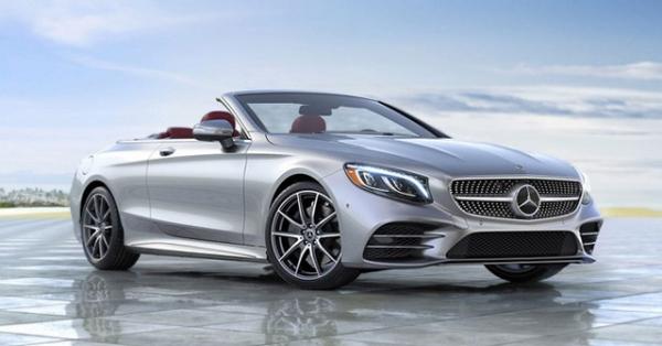 Mercedes-Benz xem xét việc khai tử S-Class Coupe và Convertible