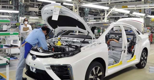 Lần đầu tiên trong lịch sử Toyota đóng cửa tạm thời 5 nhà máy tại Nhật