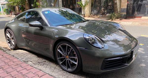 Hàng hiếm Porsche 911 2019 siêu lướt bán lại giá 8,8 tỷ đồng, ODO chỉ 2.000km