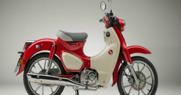 2020 Honda Super Cub C125 xuất hiện, quyết tạo khởi sắc cho dòng xe huyền thoại