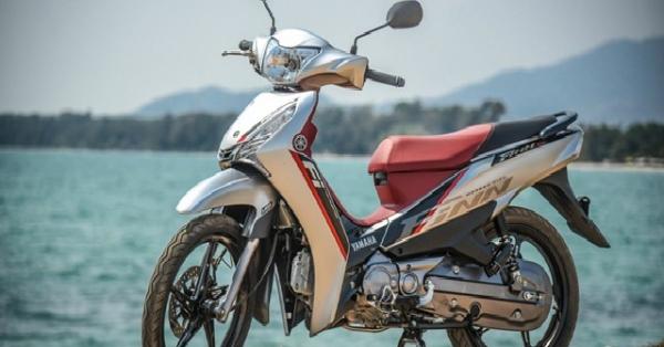 2020 Yamaha Finn bản UBS giá 33,6 triệu đồng, tiết kiệm xăng trên tài Honda Wave Alpha