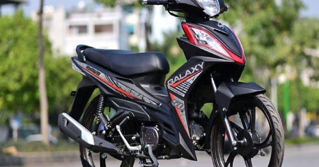Bảng giá xe máy SYM mới nhất trong tháng 4/2021