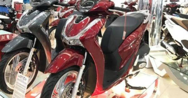 Bảng giá tính lệ phí trước bạ xe máy Honda mới nhất, nhiều xe rẻ trông thấy