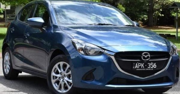 Giá xe Mazda 2 2020 mới nhất bản hatchback và sedan