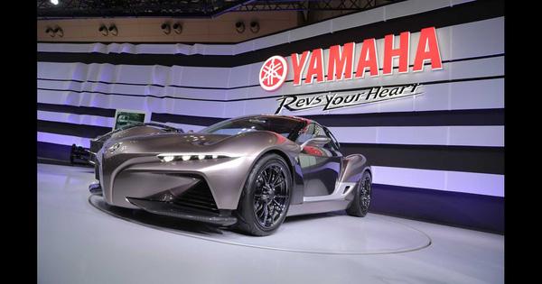 Siêu xe Yamaha này đã vô cùng sát hiện thực để rồi…