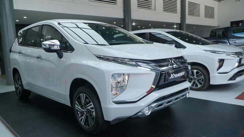 Mitsubishi Xpander 2020 và Suzuki XL7: