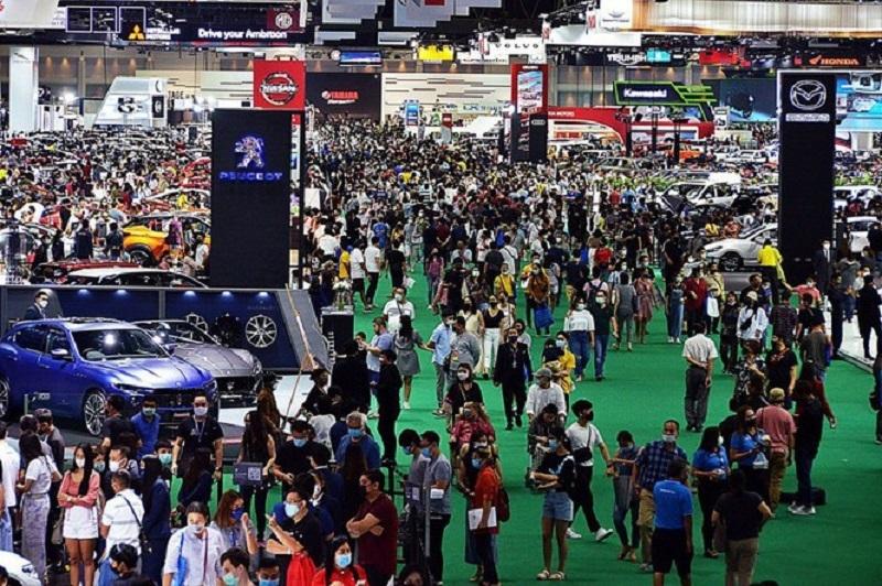 Triển lãm ôtô quốc tế duy nhất tổ chức trong dịch Covid-19