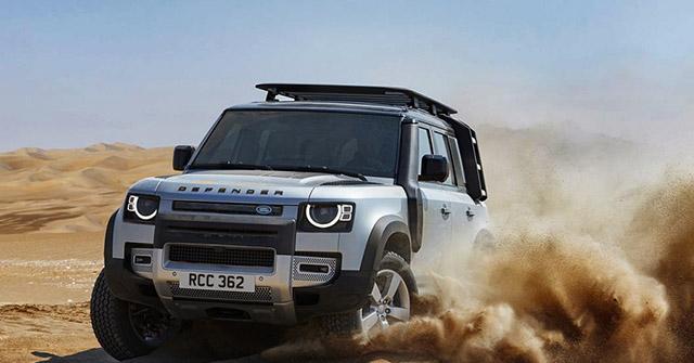 Land Rover Defender thế hệ mới có mặt tại châu Á, chờ ngày ra mắt tại Việt Nam