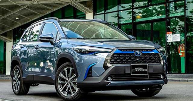 """Toyota Việt Nam xử lý nghiêm đại lý áp dụng """"mua bia kèm lạc"""" trên dòng xe Corolla Cross"""