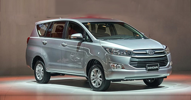 Bảng giá xe Toyota Innova lăn bánh mới nhất tháng 8/2020