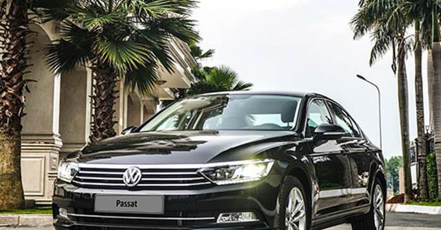 Bảng giá xe Volkswagen tháng 9/2020, cập nhật mới nhất