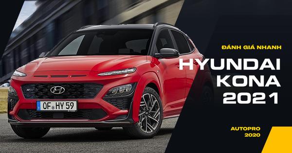 Đánh giá nhanh Hyundai Kona N-Line: Đẹp và mạnh nhất phân khúc, cần sớm về Việt Nam đua tranh Kia Seltos