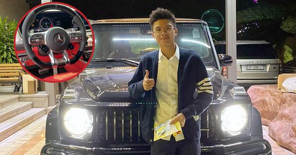 Hé lộ những trang bị khủng trên Mercedes-AMG G 63 của Phan Hoàng: Nhiều chi tiết carbon, có trang bị hàng độc tại Việt Nam